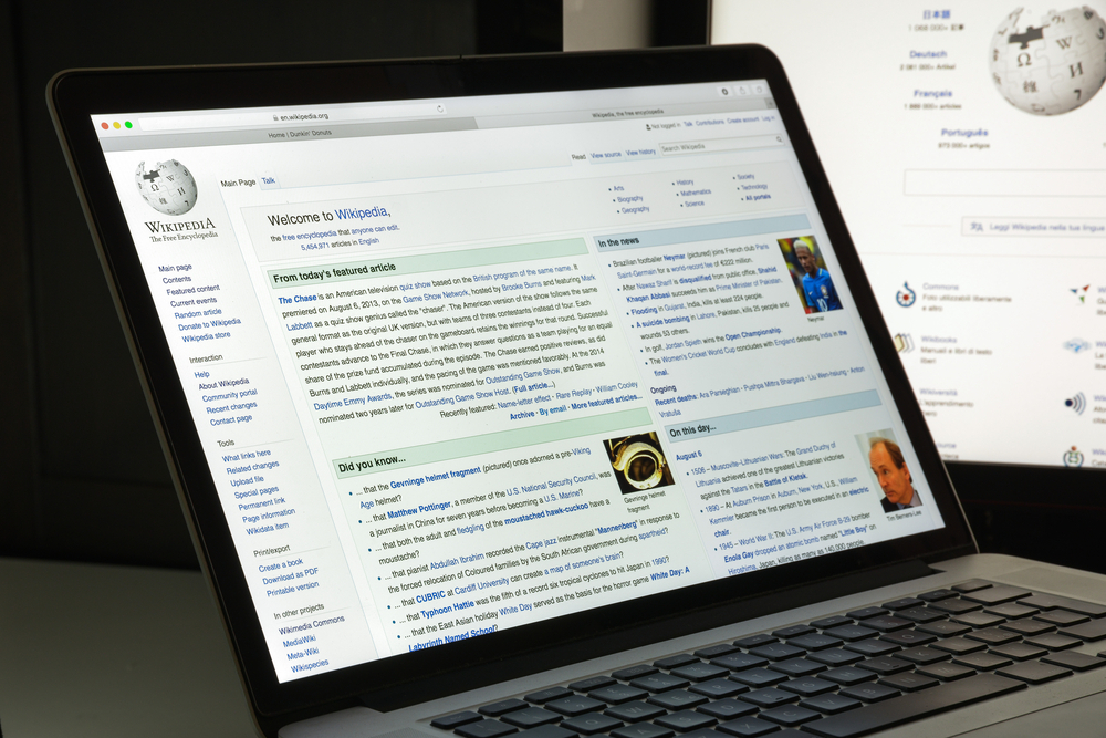 How To Find Wikipedia Articles That Need Editing